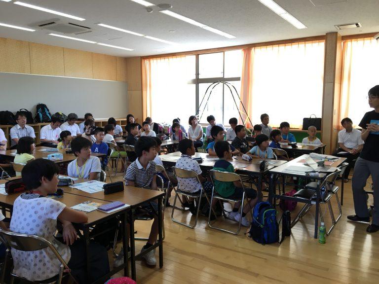 石川県加賀市にて総務省事業の一環でプログラミング授業を行いました~実施レポート~