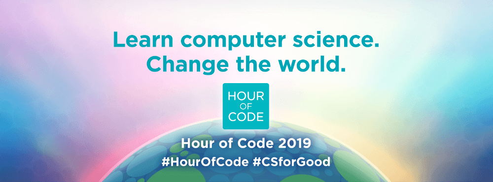 コンピュータサイエンス教育の普及キャンペーン「Hour of Code」を日本国内で推進! – 今年度のテーマは、CSforGood(世の中をよくするコンピュータサイエンス) –