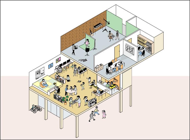 三谷産業×みんなのコード、「みんなの三谷産業(仮称)」の開設を決定~2021年夏オープン予定~
